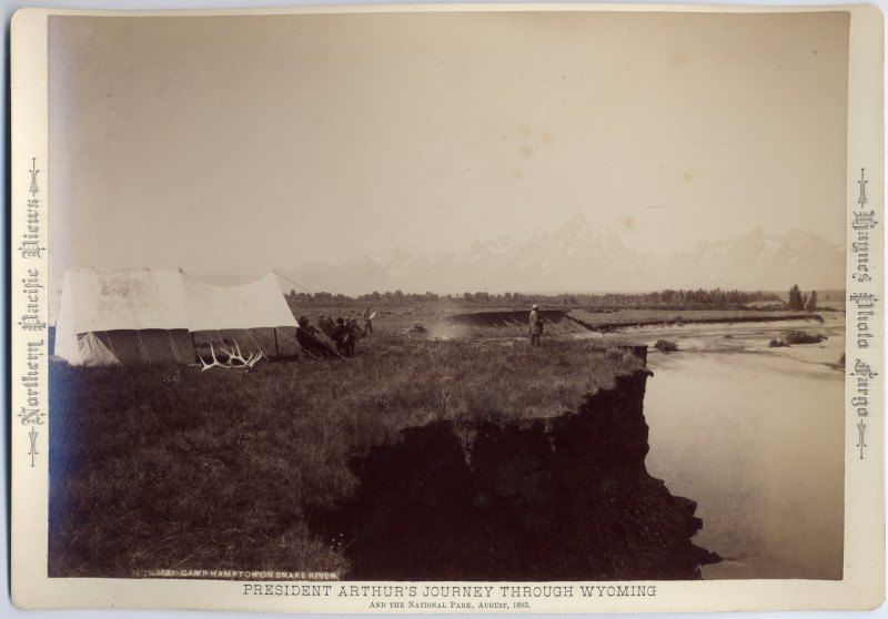 Image: Camp Hampton on Snake River