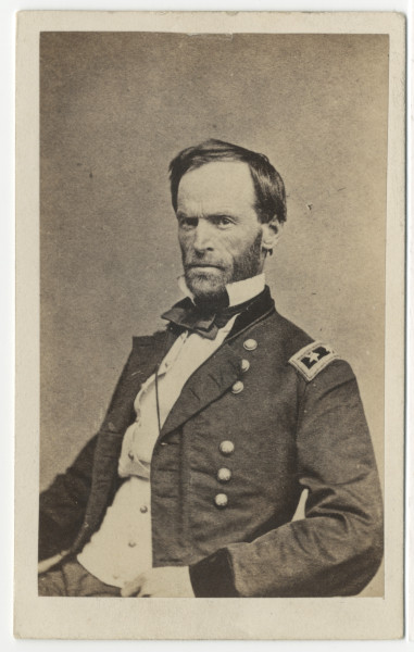 Image: William T. Sherman