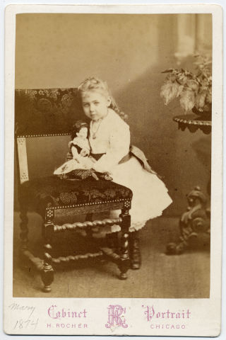 Image: Mamie (Mary) Lincoln