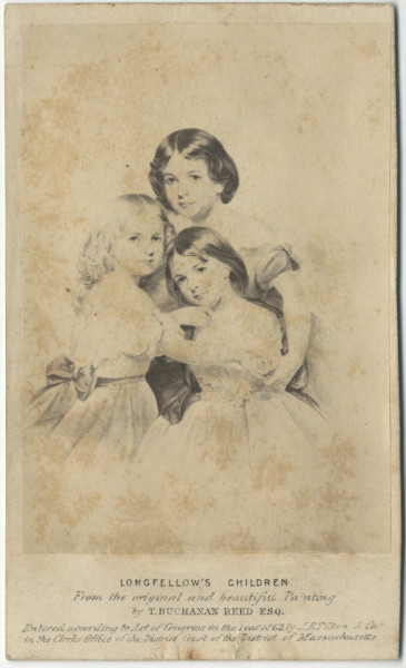 Image: Longfellow's Children