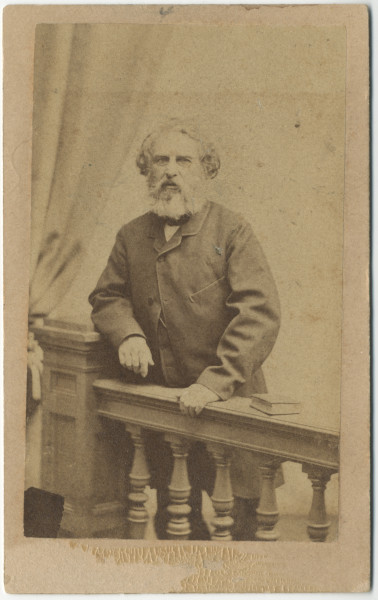 Image: Henry Wadswoth Longfellow