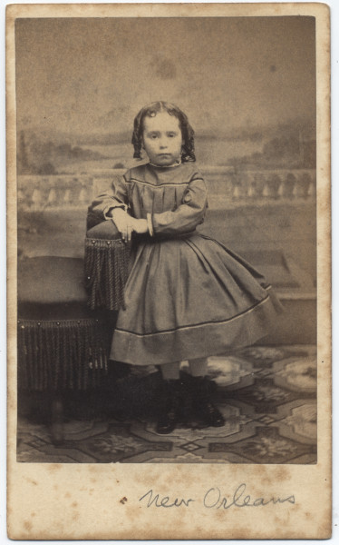 Image: Unidentified girl