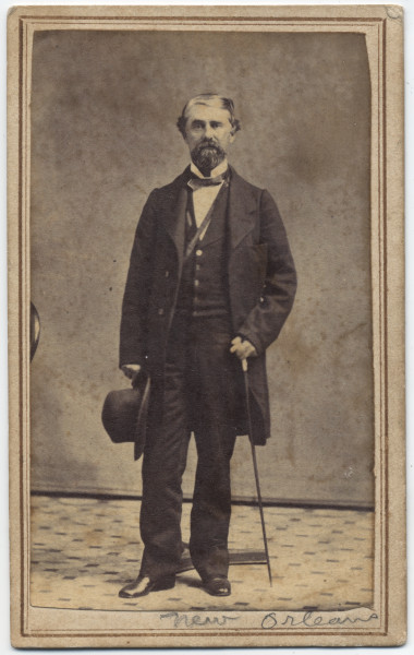 Image: Unidentified man