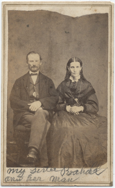Image: Married couple