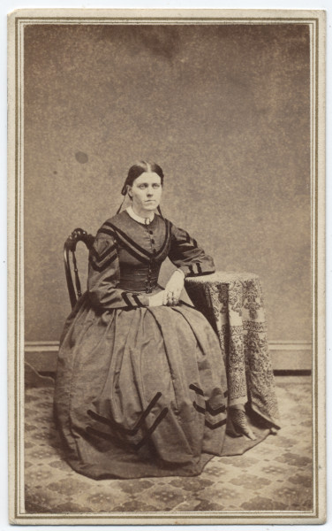 Image: Unidentified woman