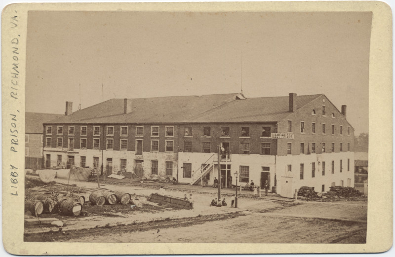 Image: Libby Prison