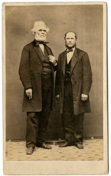 Image: William J. Conkling and James T. Gildersleeve