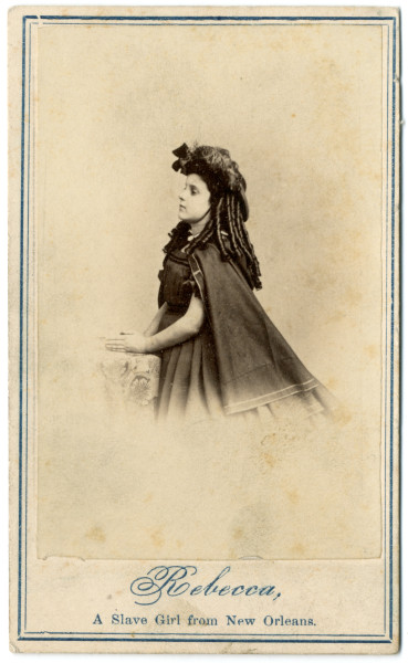 Image: Rebecca, A Slave Girl from New Orleans