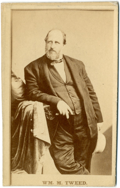 Image: Wm. M. Tweed