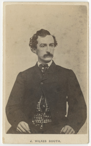Image: J. Wilkes Booth