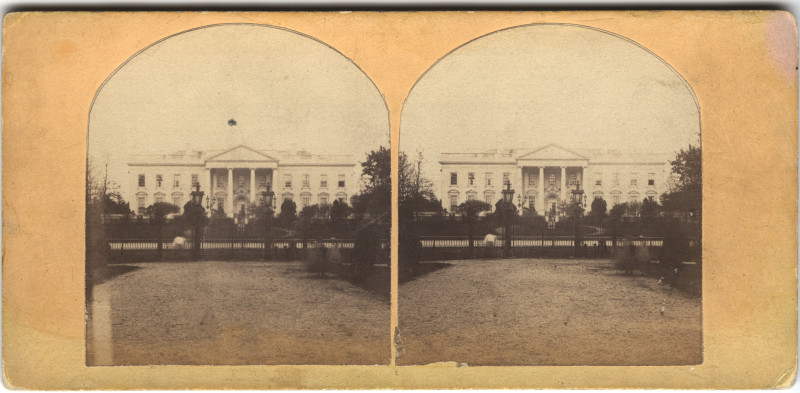 Image: White House, North Front