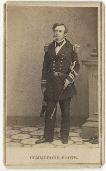 Image: Commodore Foote