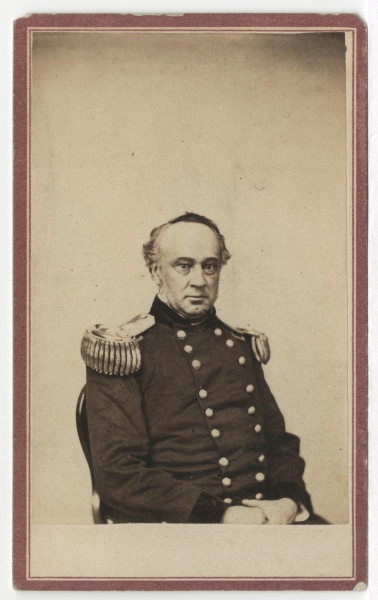 Image: Henry W. Halleck