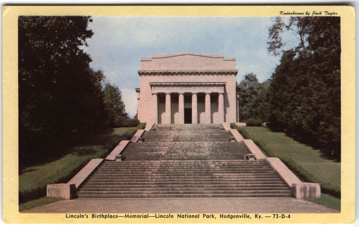 Image: Lincoln's Birthplace