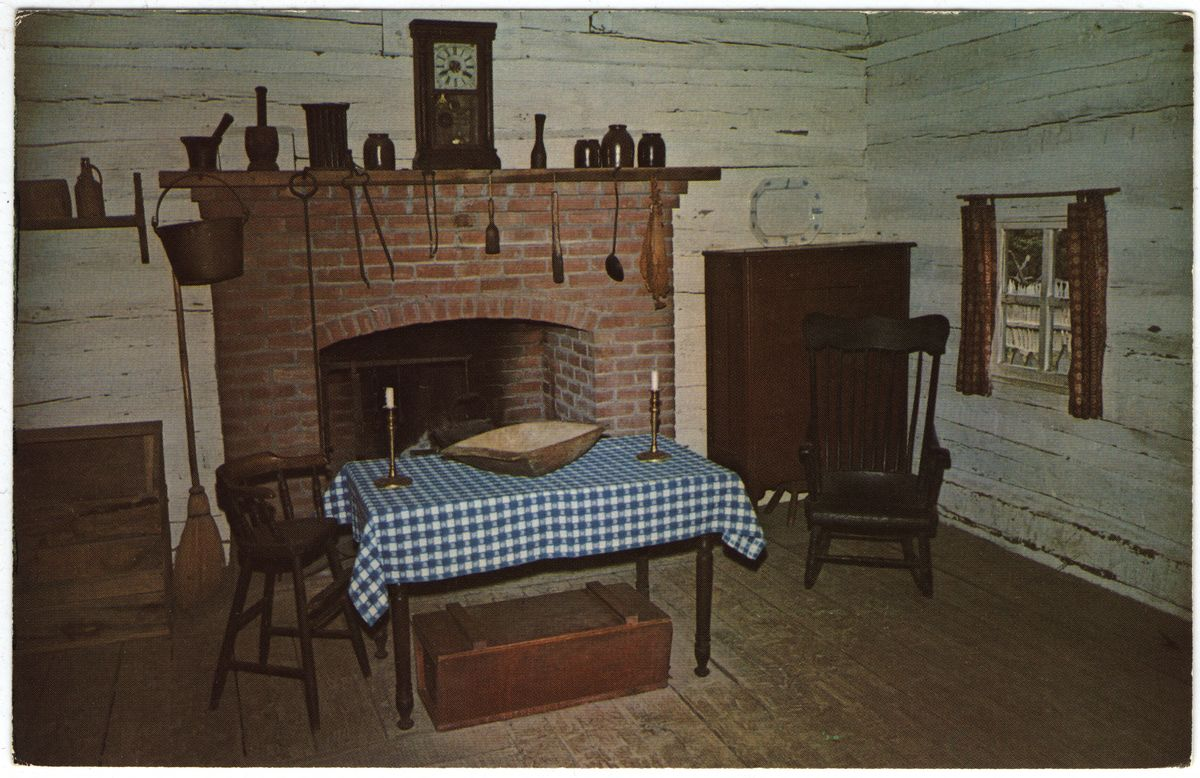 Image: Robert Johnson Cabin