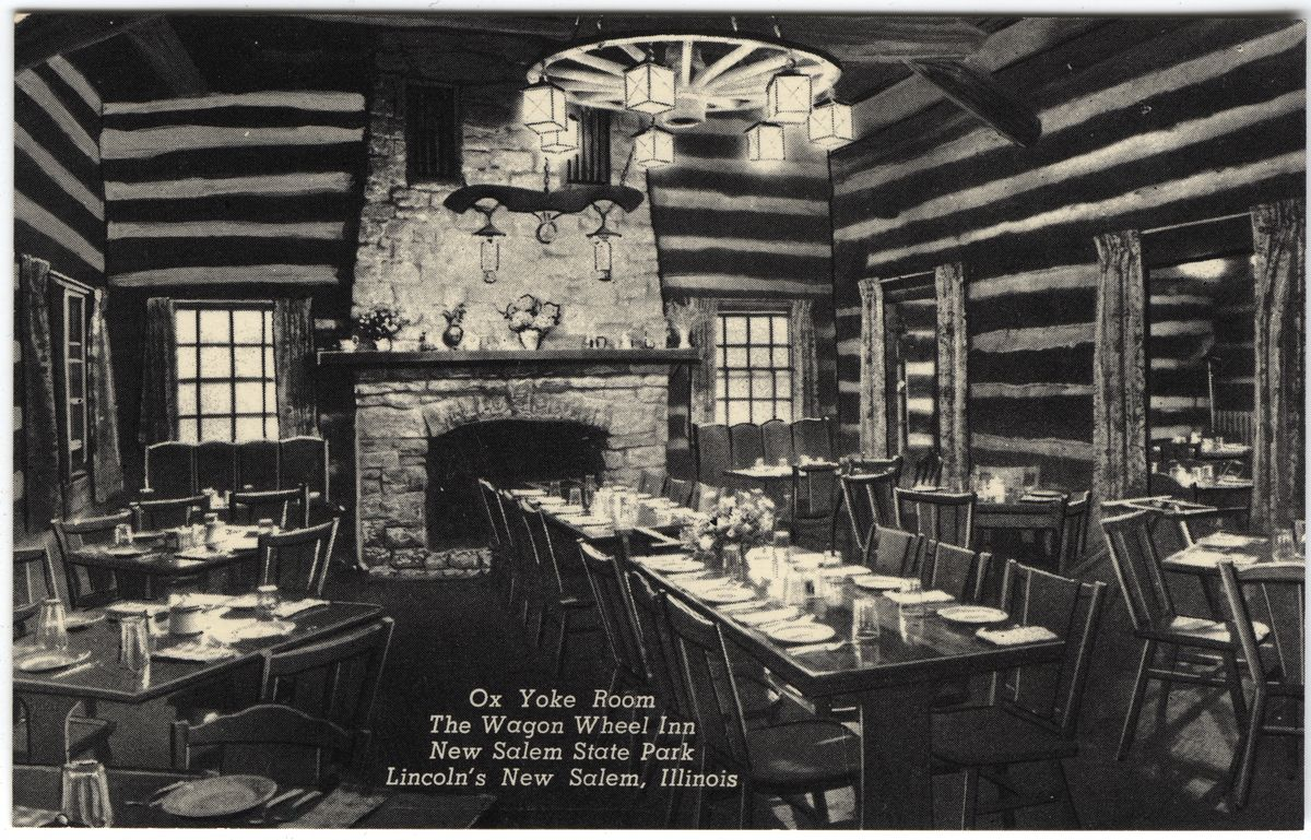 Image: Ox Yoke Room, The Wagon Wheel Inn
