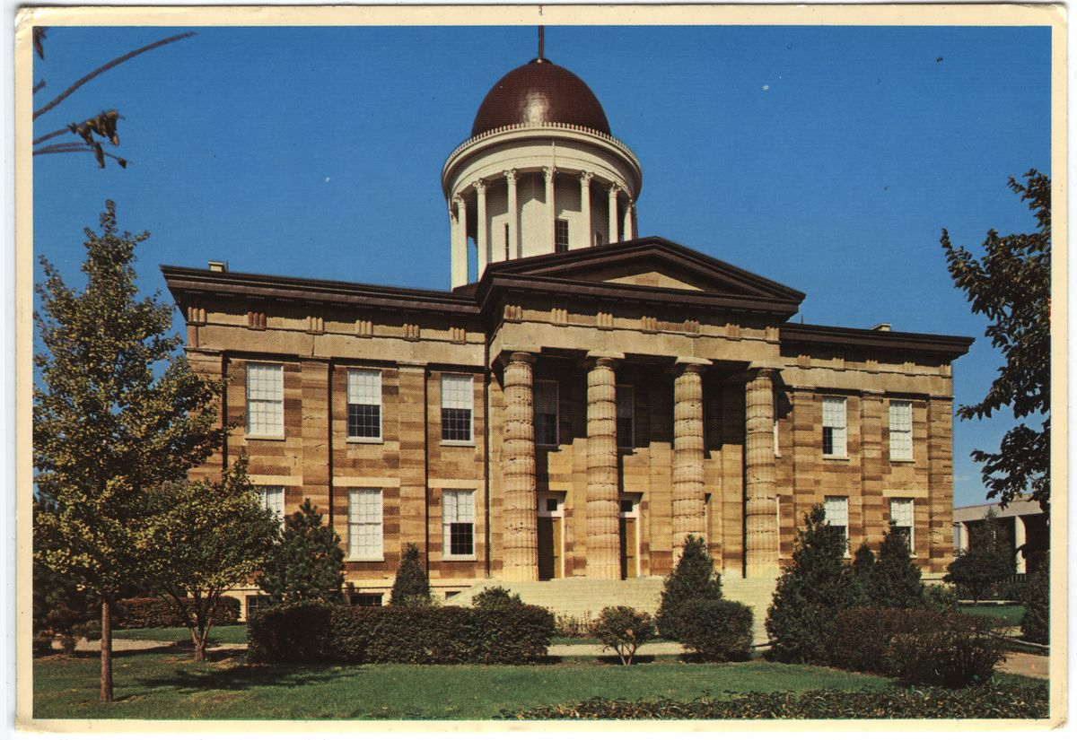 "Image: ""Old State Capitol"""