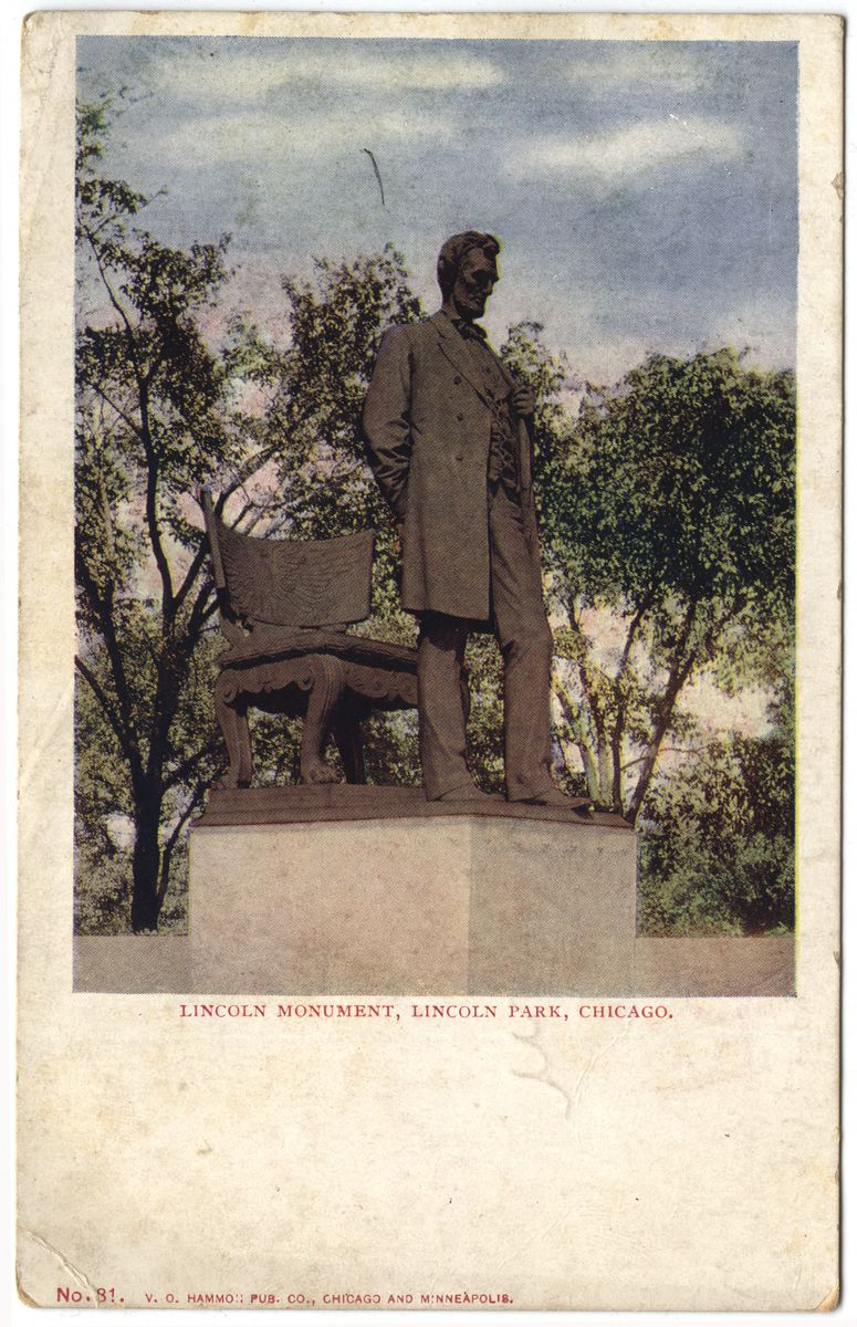Image: Lincoln Monument, Lincoln Park