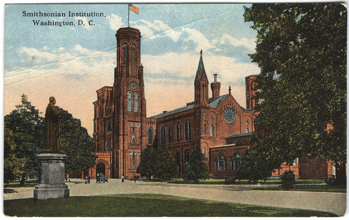 Image: Smithsonian Institution