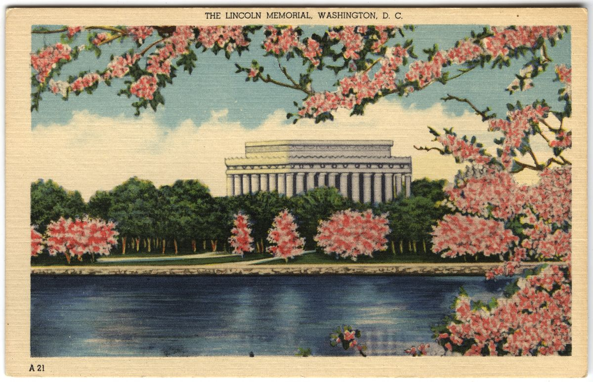 Image: The Lincoln Memorial, Washington, D.C.