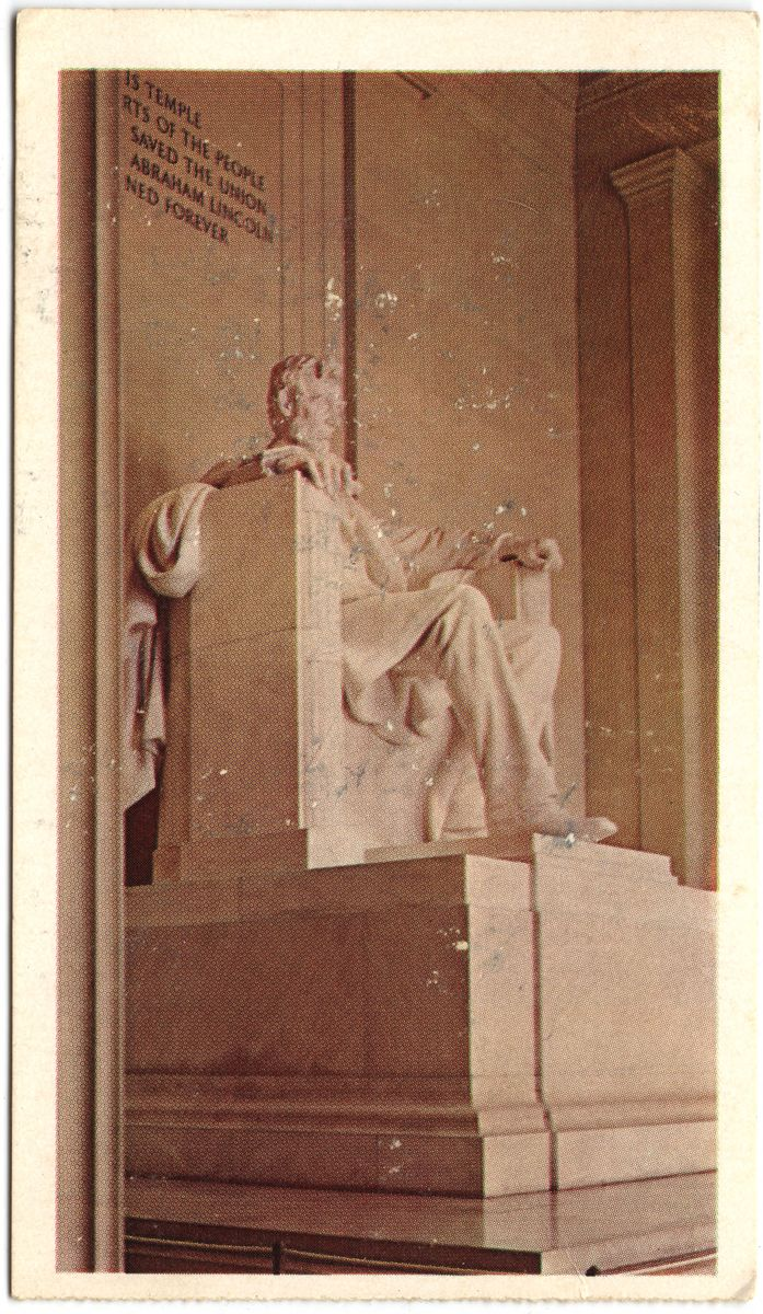 Image: Lincoln Memorial, Washington, D.C.