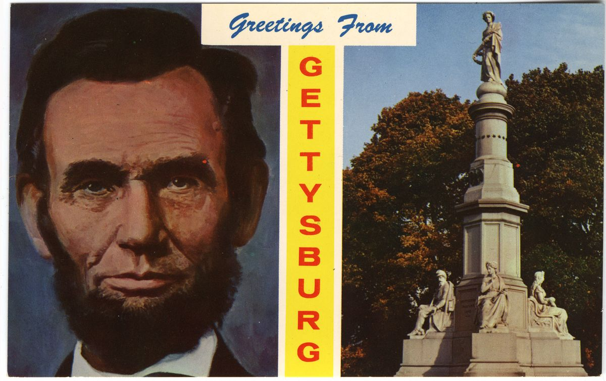 Image: Greetings from Gettysburg