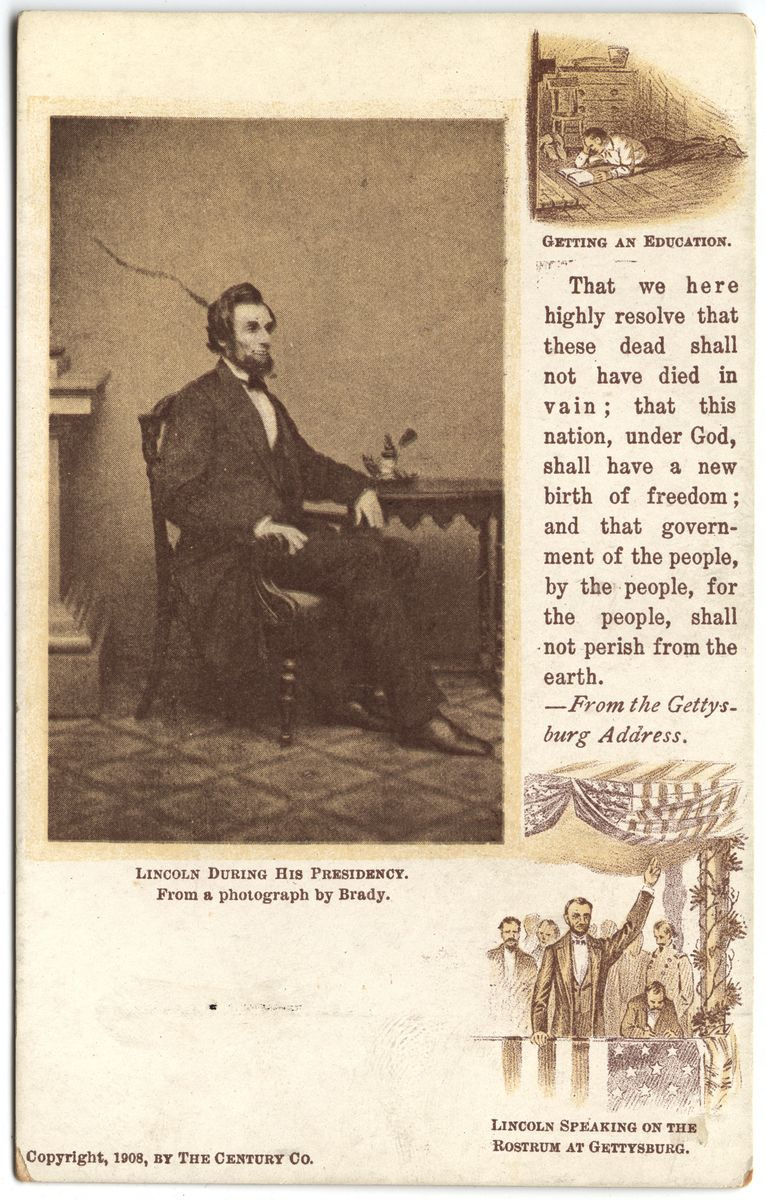 Image: Lincoln during His Presidency