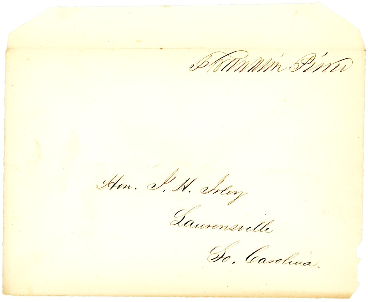 Image: Signature of Franklin Pierce