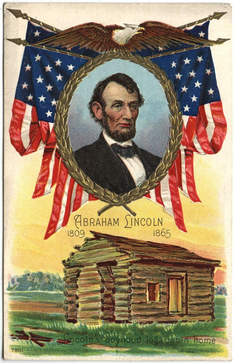 Image: Abraham Lincoln, 1809-1865