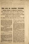 Image: The case of Colonel Wolford : another instance of executive usurpation; Mr. Lincoln's action in the matter; arbitrary arrest and proffer of an abolition parole; Col Wolford's indignant refusal to bargain for his liberty and his rights; protest of a loyal Kentuckian; the abolition war policy of Mr. Lincoln shown up in its true light.