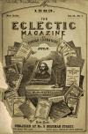 Image - Eclectic magazine of foreign literature, science, and art. July, 1865.