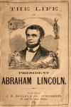 Image: The life of Abraham Lincoln /