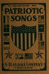 Image: A collection of patriotic and folklore songs : American and foreign.