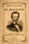 Image: The life and public services of Hon. Abraham Lincoln /