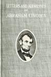 Image: Letters and addresses of Abraham Lincoln /