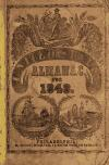 Image: United States almanac for 1848.