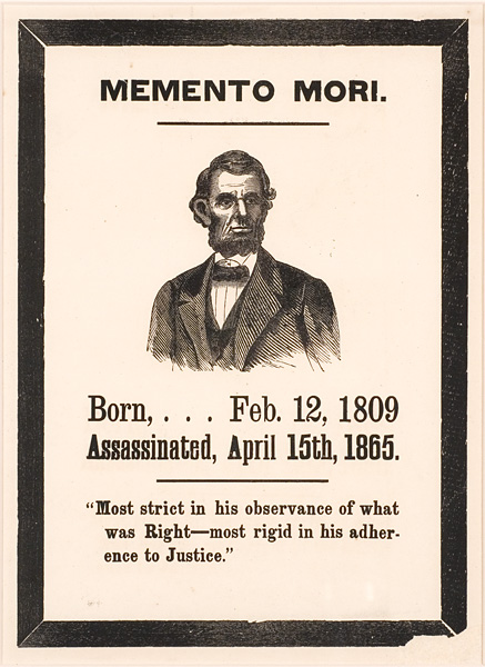 Memento Mori 0256 The Lincoln Financial Foundation