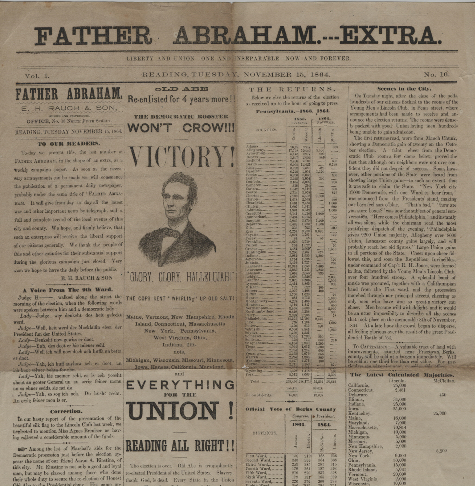 Father Abraham The Lincoln Financial Foundation Collection