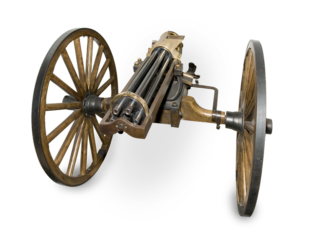 Gatling Gun The Lincoln Financial Foundation Collection
