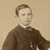 Image: Tad Lincoln in 1865