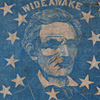 Image: Lincoln and Hamlin campaign flag