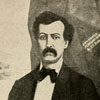 Image: John Wilkes Booth, Aged 38