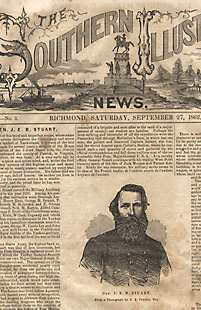 New York Herald, April 15, 1861. Magazines and articles.